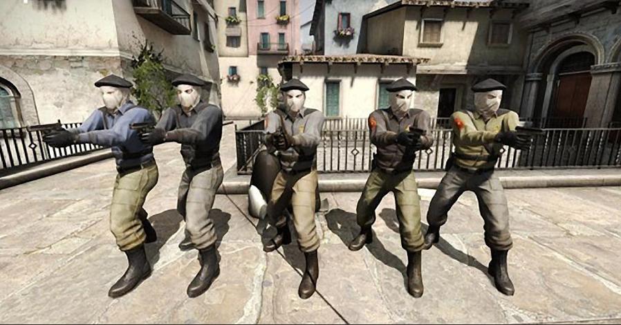 команда террористов в cs go
