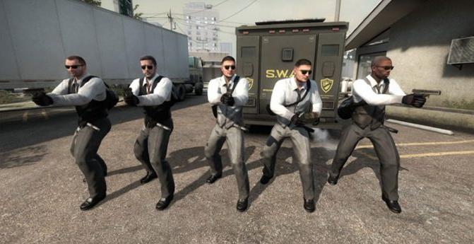 команда террористов в cs:go