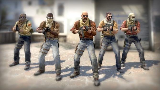 команда террористов