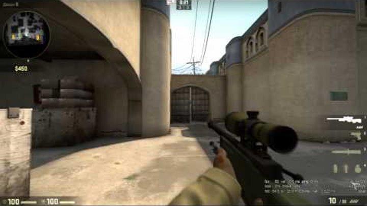 Как научиться стрелять префаером в кс го