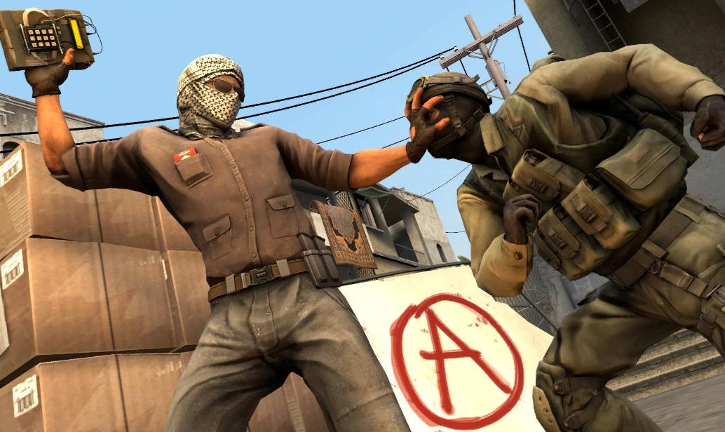 Спецназ в CS:GO