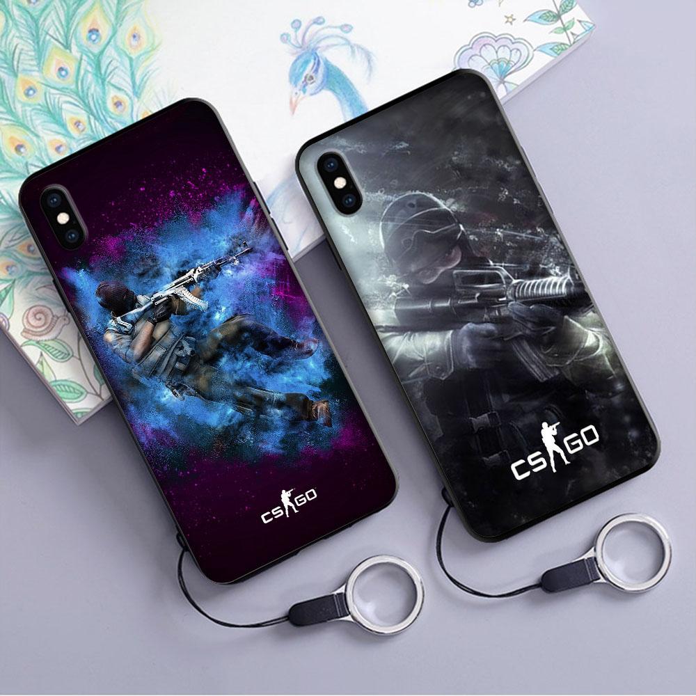 10 стильных чехлов для телефона CS:GO, которые стоит купить на AliExpress