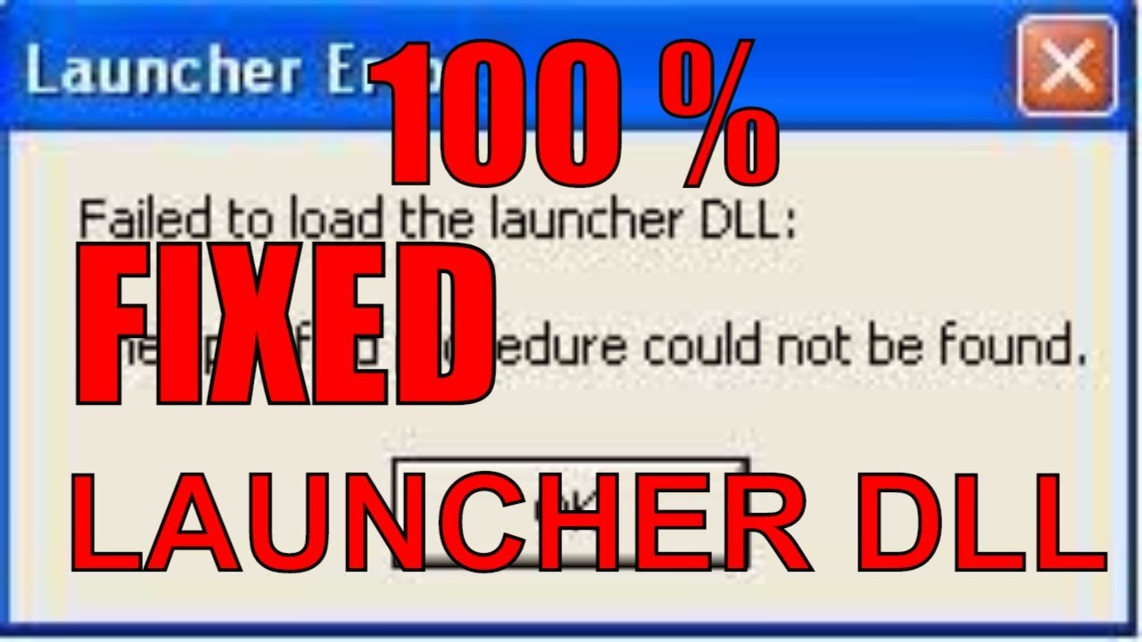 "Как исправить ошибку ""failed to load the launcher DLL"" в CS GO"