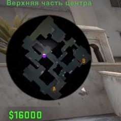 Как настроить радар в CS:GO